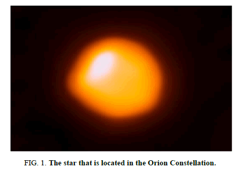 Physics-Astronomy-Constellation