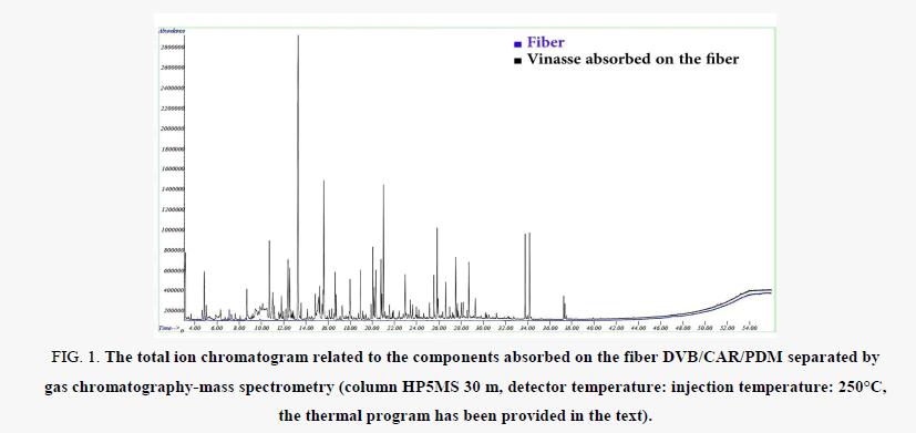 biochemistry-chromatogram