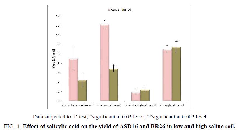 biotechnology-Effect-salicylic-acid