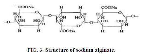 biotechnology-Structure-sodium-alginate