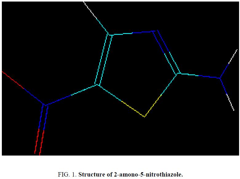 chemxpress-Structure-amono-nitrothiazole
