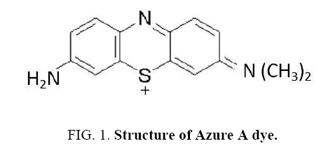 international-journal-chemical-sciences-Azure-dye