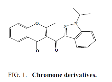 international-journal-chemical-sciences-Chromone-derivatives