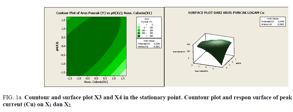 international-journal-chemical-sciences-Countour-surface