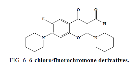 international-journal-chemical-sciences-fluorochromone-derivatives