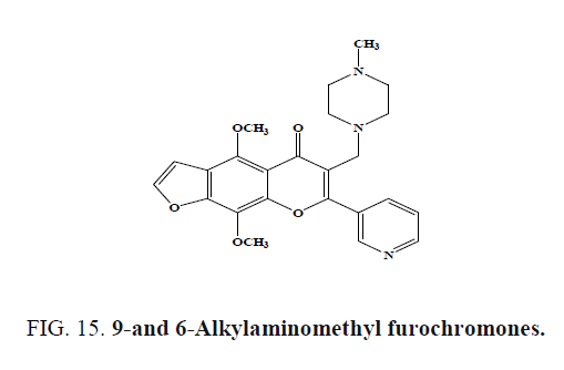 international-journal-chemical-sciences-furochromones