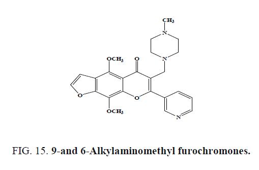 international-journal-chemical-sciences-furochromones