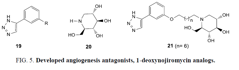 organic-chemistry-Developed-angiogenesis-antagonists