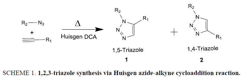 organic-chemistry-Huisgen-azide-alkyne-cycloaddition