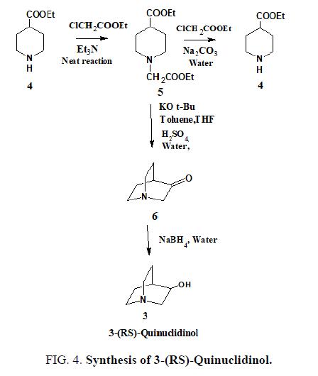 organic-chemistry-Quinuclidinol