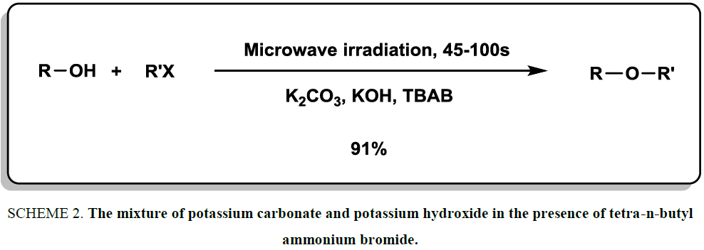 organic-chemistry-mixture-potassium-carbonate