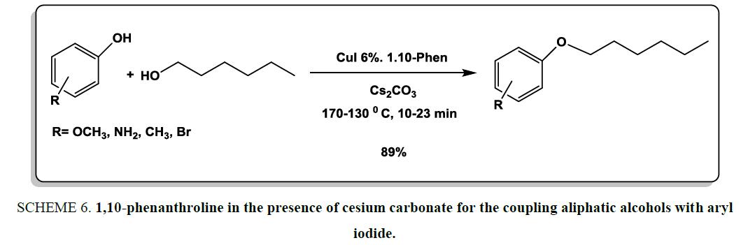 organic-chemistry-phenanthroline-cesium-carbonate