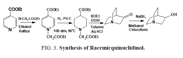 organic-chemistry-racemicquinuclidinol