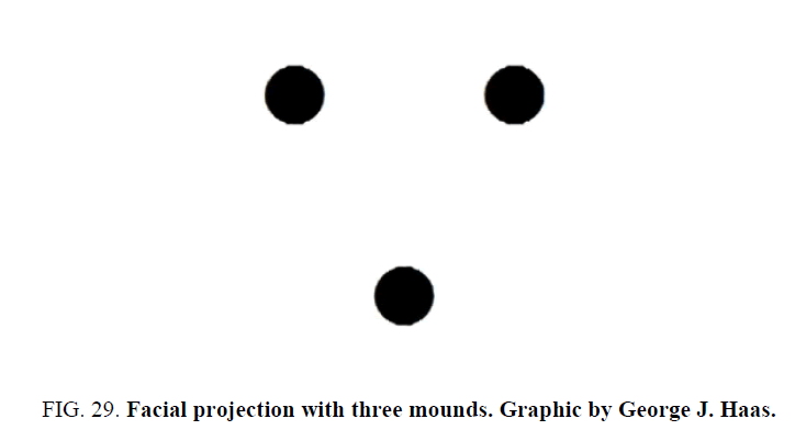 space-exploration-Facial-projection-three-mounds